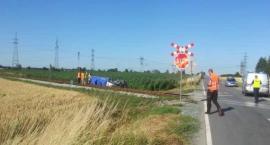 Kolejny tragiczny wypadek na przejeździe kolejowym