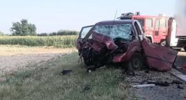 Tragiczny wypadek na trasie Wrocław - Kłodzko