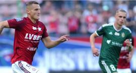 Wisła Kraków przegrała ze Śląskiem Wrocław 0:1