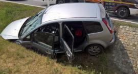 Osiem osób rannych w wypadku w Kostomłotach
