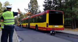 Kontrole autobusów miejskich