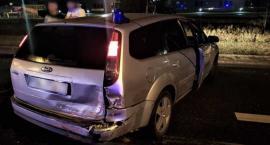 Nocny pościg ulicami miasta. Policjanci zatrzymali nietrzeźwego obywatela Mołdawii