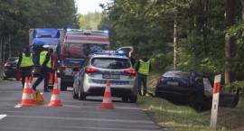 Śmiertelny wypadek koło Kliczkowa