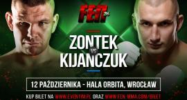Zontek i Charzewski wystąpią na gali FEN 26 we Wrocławiu!