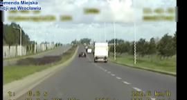 O ponad 120 km/h przekroczył w mieście dozwoloną prędkość