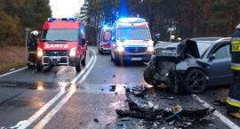 Tragiczny wypadek pod Głogowem