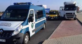 17 mandatów dla kierowcy TiRa zatrzymanego na autostradzie A4 pod Wrocławiem