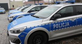 Nowe radiowozy dla policjantów garnizonu dolnośląskiego