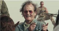 Bill Murray jako menadżer