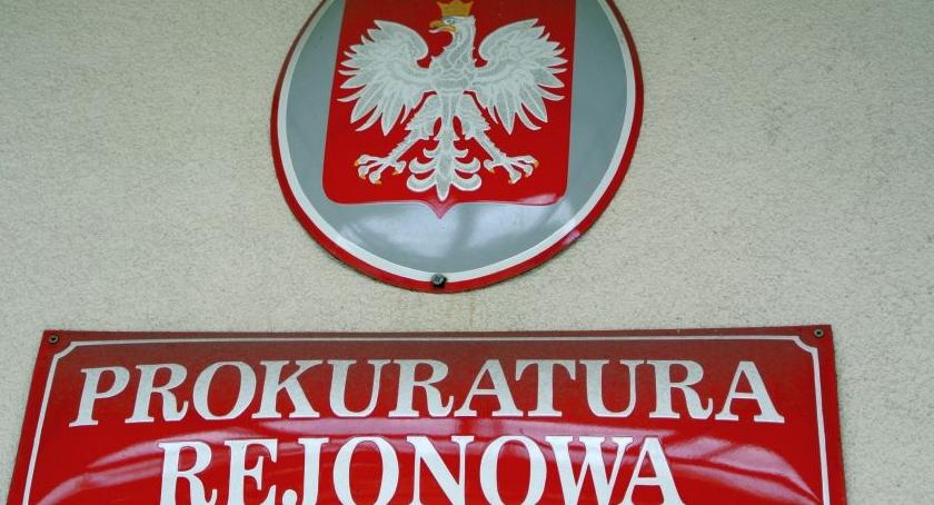 Społeczeństwo, prokurator Bartosz wójcik - zdjęcie, fotografia