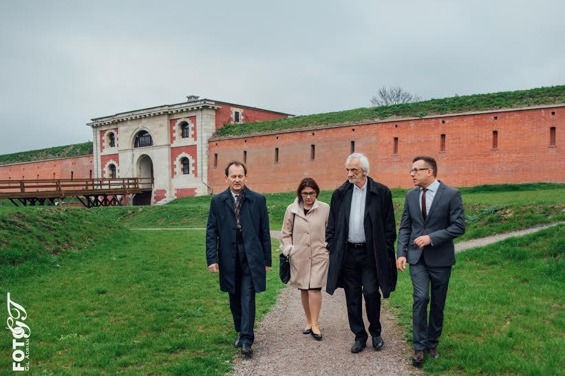 Polityka, Wicemarszałek Sejmu Zamościu - zdjęcie, fotografia