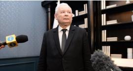 Spotkanie Angeli Merkel i Jarosława Kaczyńskiego w hotelu Bristol w Warszawie