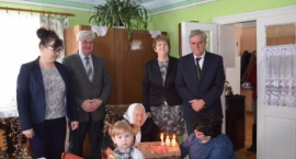 GM. SUŁÓW: Anna Głowala ma 100 lat