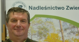 Stanisław Nawrocki nadleśniczy w Józefowie