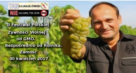 II Festiwal Zdrowej Żywności w Zamościu