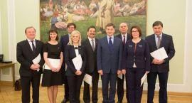Poseł Beata Mazurek w Radzie Ochrony Pracy