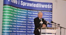 Jarosław Kaczyński w Zamościu - VIDEO