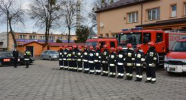 Strażacy podsumowali ubiegły rok