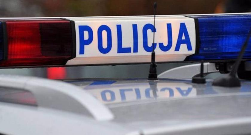 Kronika kryminalna, Motocyklista potrącił kobietę miesięcznym dzieckiem! - zdjęcie, fotografia