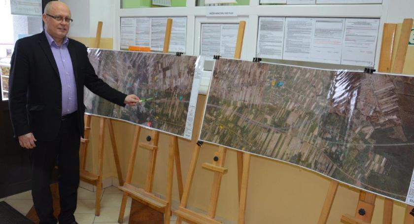 Inwestycje, Budowa Władze gminy zapewniają Robimy wszystko wypracować najmniej szkodliwy wariant - zdjęcie, fotografia
