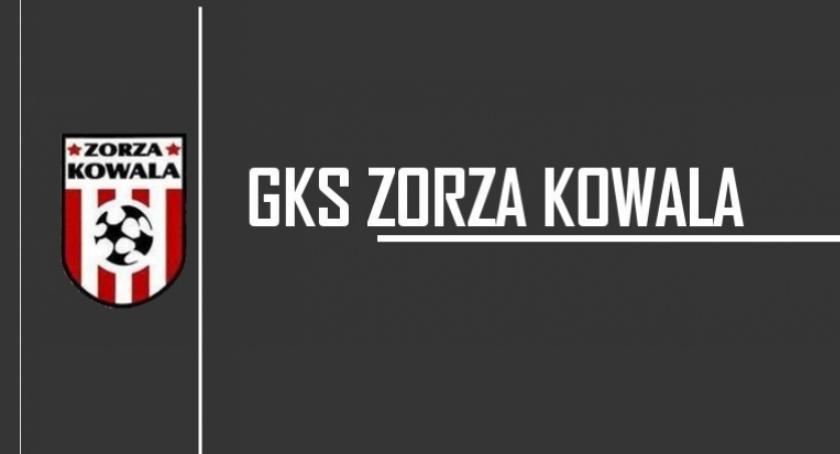 Sport, Zostań piłkarzem ZORZA KOWALA! - zdjęcie, fotografia
