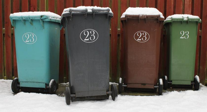 Aktualności, Harmonogram odbioru odpadów komunalnych - zdjęcie, fotografia