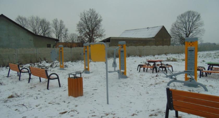 Inwestycje, Dofinansowanie budowy siłowni zewnętrznych [FOTO] - zdjęcie, fotografia