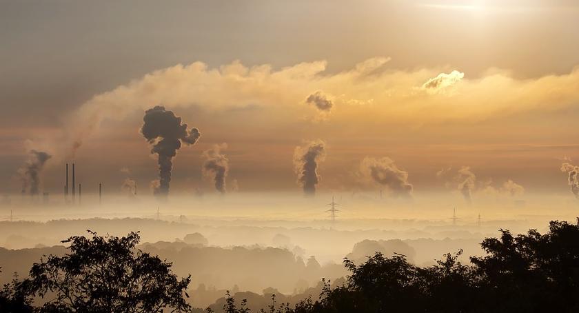 Aktualności, Podwyższone stężenia zanieczyszczeń ostrzeżenie Mazowsza - zdjęcie, fotografia