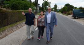 Ukończono remont nawierzchni drogi wojewódzkiej nr 733 w miejscowości Józefów [FOTO]