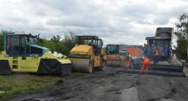Budowa i przebudowa dróg na terenie gminy Kowala [FOTO]