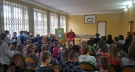 Mistrz Europy w tenisie sportowym odwiedził szkołę w Młodocinie Mniejszym [FOTO]