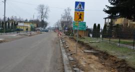 Trwa przebudowa drogi powiatowej nr 3559W Młodocin - Kowala [FOTO]
