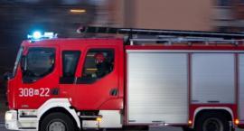 Pożar w gminie Kowala. Spłonęła stodoła