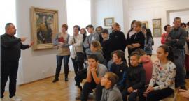 Wyjazd kulturalno-edukacyjny do Muzeum im. Jacka Malczewskiego [FOTO]