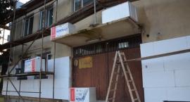 Rozpoczął się remont budynku komisariatu policji