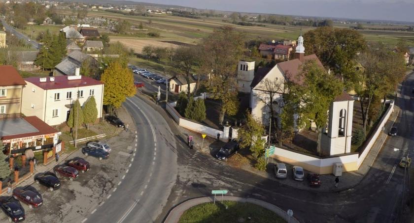 Inwestycje, Mieszkańcy Gminy Wierzbica zyskają Rynek - zdjęcie, fotografia