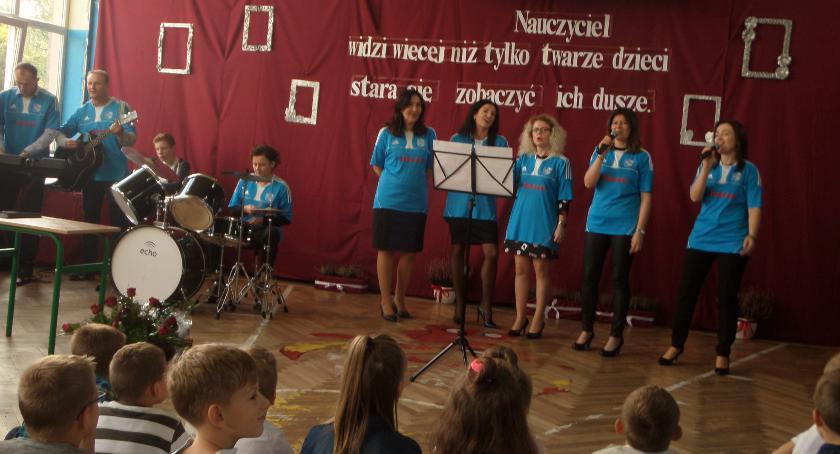 Edukacja, Obchody Edukacji Narodowej Publicznej Szkole Podstawowej Rudzie Wielkiej [FOTO] - zdjęcie, fotografia