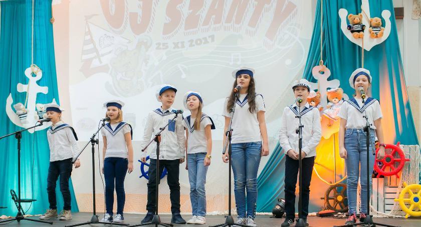 Edukacja, Sukcesy uczniów Wielkiej Festiwalu Piosenki Żeglarskiej Kozienicach [FOTO] - zdjęcie, fotografia