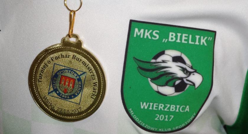 Piłka Nożna, Spore sukcesy zawodników klubu Bielik Wierzbica [FOTO] - zdjęcie, fotografia