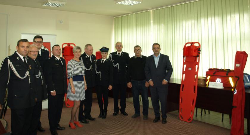 Inwestycje, Dofinansowanie sprzęt ratowniczy jednostek [FOTO] - zdjęcie, fotografia