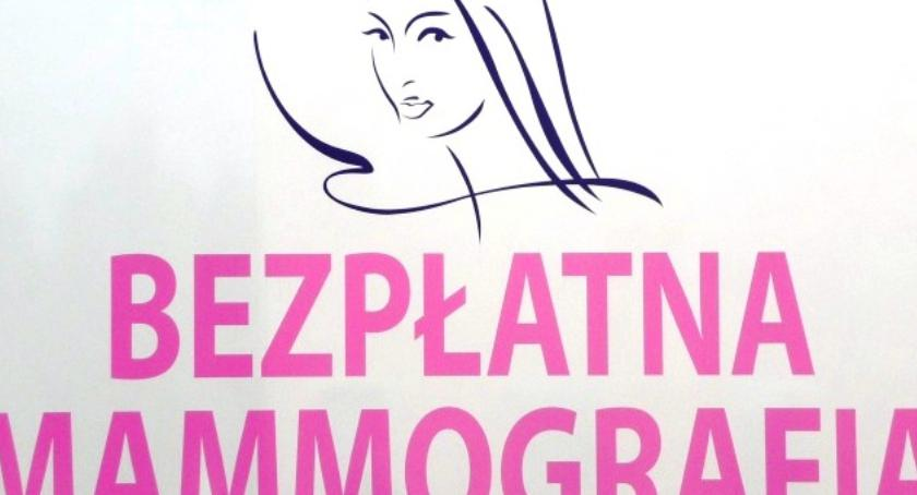 Aktualności, Zaproszenie bezpłatne badania mammograficzne - zdjęcie, fotografia