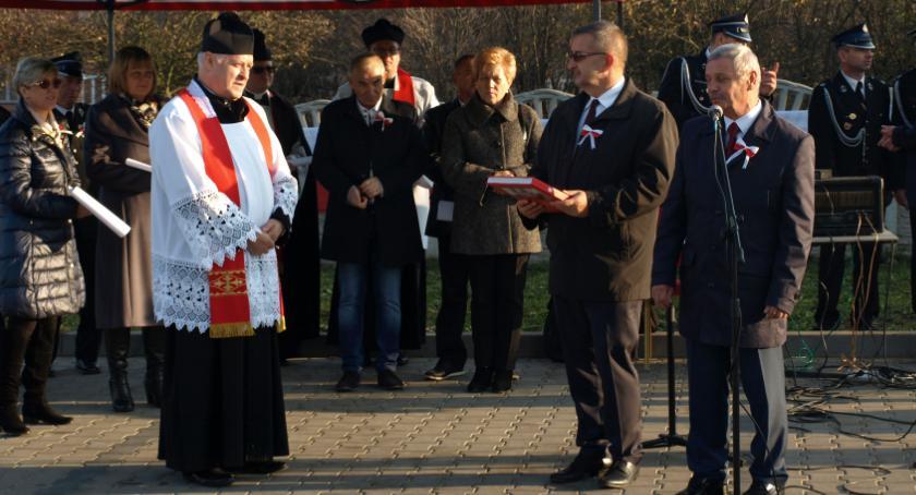 Aktualności, Jubileusz lecia odzyskania przez Polskę Niepodległości Gminie Wierzbica [FOTO] - zdjęcie, fotografia