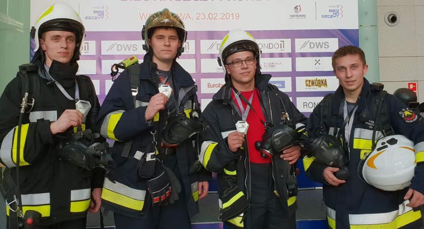 Aktualności, Druhowie Wierzbicy zawodach Warszawie [FOTO] - zdjęcie, fotografia