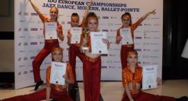 Zespół MINI FLESZ 2 z miejscem na podium w prestiżowym turnieju tanecznym