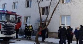 Pożar w Wierzbicy. Nie żyje jedna osoba