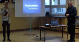 Prelekcja dla rodziców o profilaktyce uzależnień i przeciwdziałaniu przemocy [FOTO]
