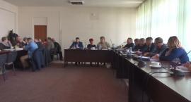 XLV sesja Rady Gminy Wierzbica