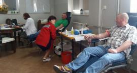Zbiórka krwi w Świetlicy Środowiskowej BETANIA [FOTO]