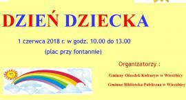 Dzień Dziecka w gminie Wierzbica