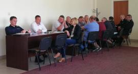 XLVII sesja Rady Gminy Wierzbica